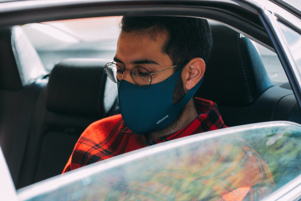 facemask travel